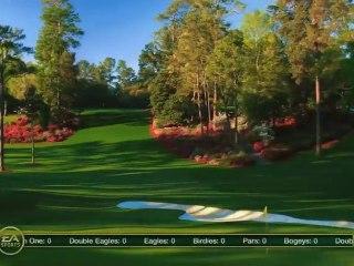 Caddie Feature Trailer de Tiger Woods PGA Tour 12 : The Masters