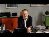 Bruno Leroy présente l'inauguration de Bleu Haute-Normandie