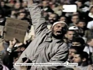 EGYPTE ET TUNISIE : LA VICTOIRE DU PEUPLE ARABE