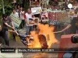 Opérations de soutien au manifestants... - no comment