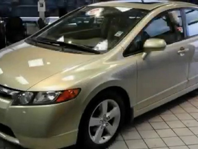 USED HONDA LYYNWOOD 2007 Honda Civic