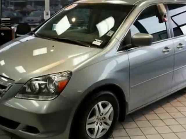 USED HONDA LYNNWOOD 2007 Honda Odyssey