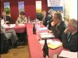 Agriculture: Bruno Le Maire dans le Gard