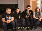 MTV i.n.g. interview in Tokyo, Japan - 14'12'10
