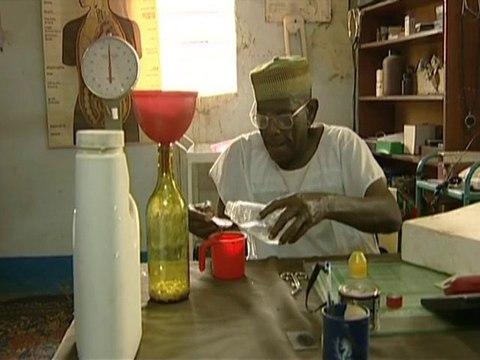AEF film Avec Damouré Zika, un acteur au pays de nulle-part