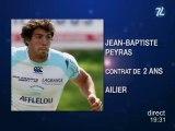 Rugby: 5 nouvelles recrues pour Montpellier!