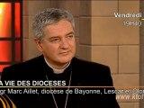 Mgr Marc Aillet, évêque de Bayonne