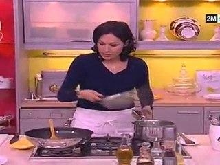 choumicha 2014 - recette pour maigrir : Wok de crevettes aux nouilles et aux légumes