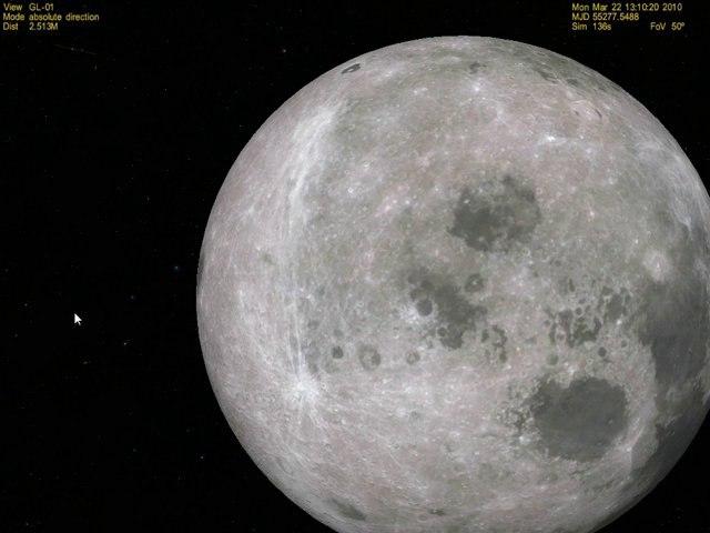 [Tutoriel Orbiter] De la Lune à la Terre