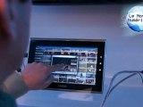 Panasonic tablette connectée CES 2011