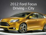 2012 Ford Focus Driving City