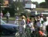 80's old school bmx ramp routine 360 over car   mfs contest