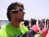 Morocco Kiteboarding World Tour - PKRA 2010 - Day 5