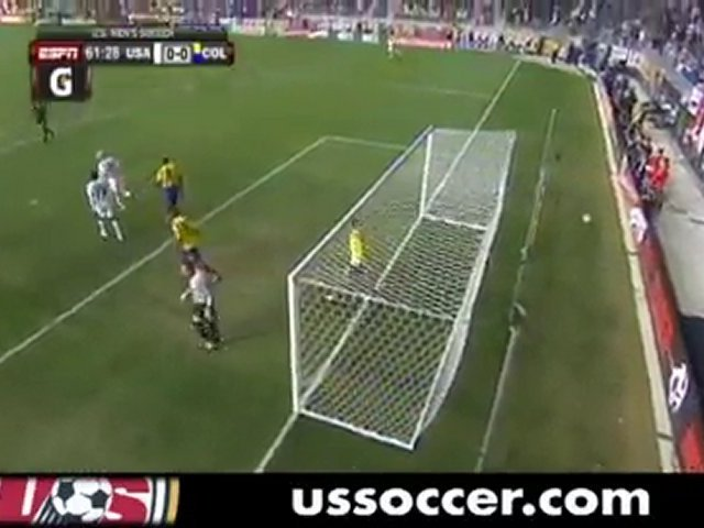 US Soccer – USA 0, Colombia 0 Highlights