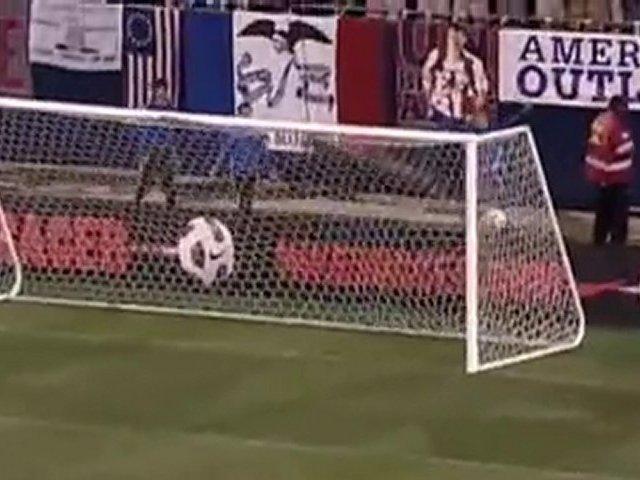 US Soccer: USA vs. Poland – USA Goal 1