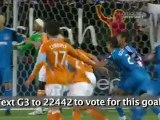 Major League Soccer Goal of the Week Nominee: Andrew Hainault