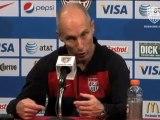 US Soccer - USA 0, COL 0 Press Conference