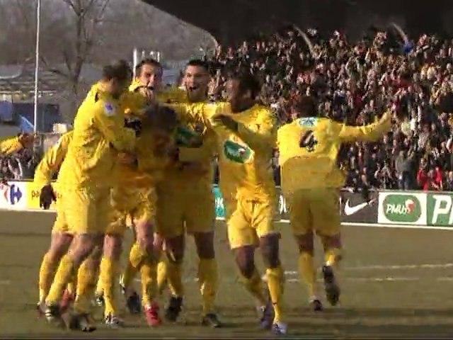 Coupe de France : l'exploit de Chambéry !