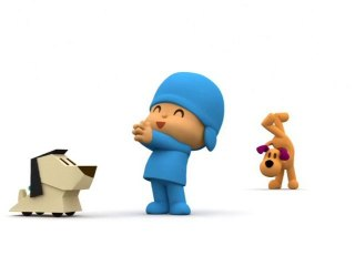 Pocoyo - Puppy Love