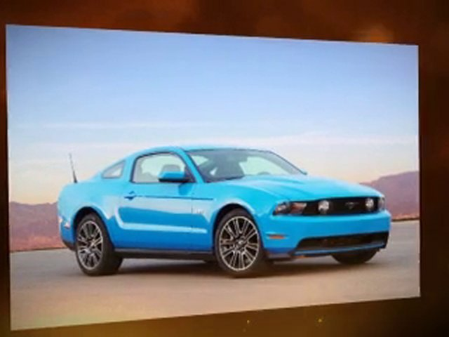 Karl Flammer Ford 2011 Ford Mustang