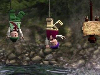 LEGO : Pirates des Caraïbes – Bande annonce