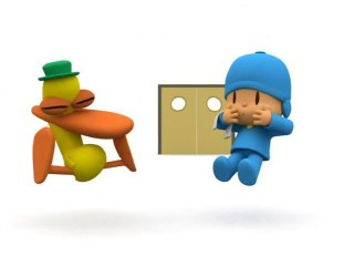Pocoyo - Table for Fun
