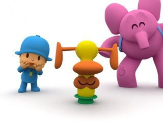 Pocoyo - Hiccup
