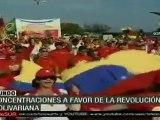 En diversas ciudades del mundo celebraron aniversario de la Revolución Bolivariana