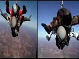Extreme Skydive : World Record HALO Jump