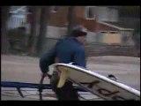 Windsurfing Crash Compilation