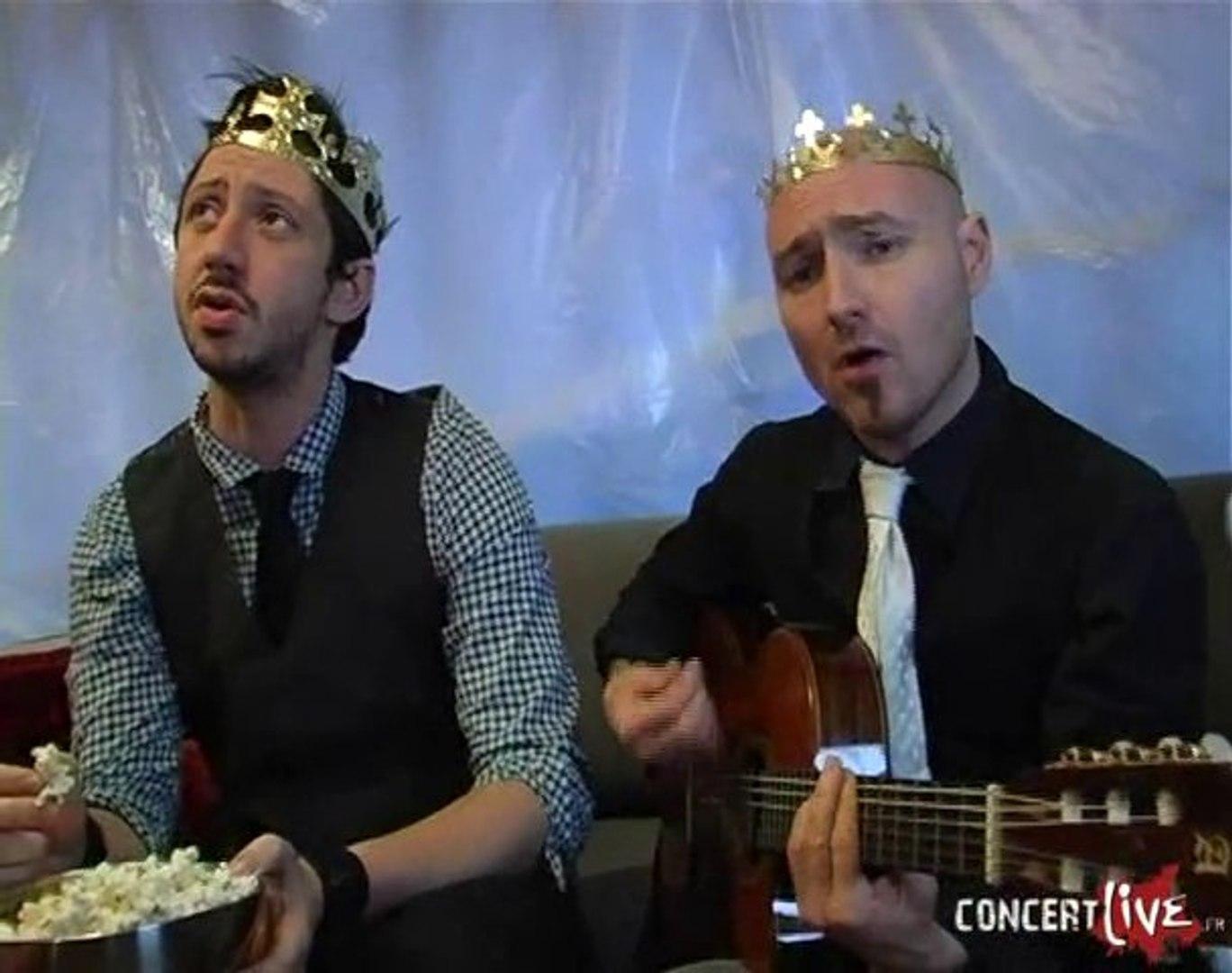 Les Rois de la Suède : Humour, popcorn & Balkan Zouk