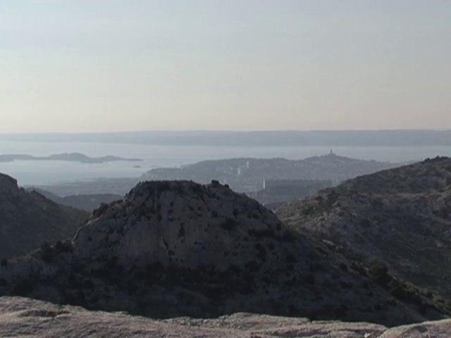La création du Parc National des Calanques à Marseille