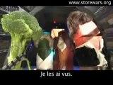 Grocery Store Wars (2005) parodie Star Wars ( Bio )