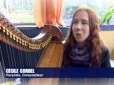 Cécile Corbel a france 3 iroise
