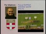 L'avant-match FC Tours - ETG FC
