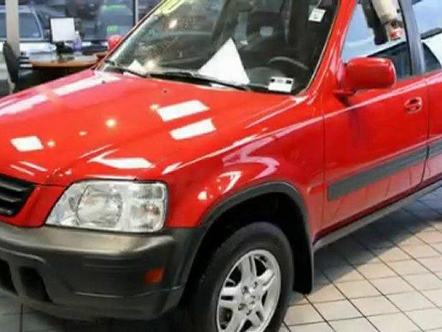 USED HONDA LYNNWOOD 2000 Honda CR-V