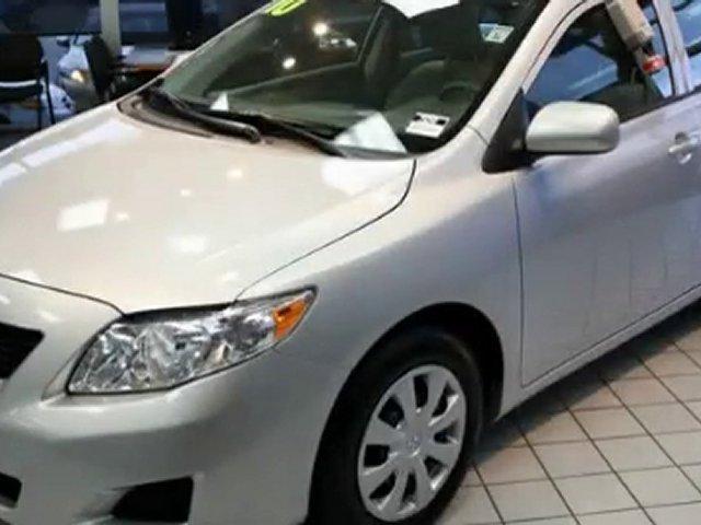 USED TOYOTA LYNNWOOD 2010 Toyota Corolla