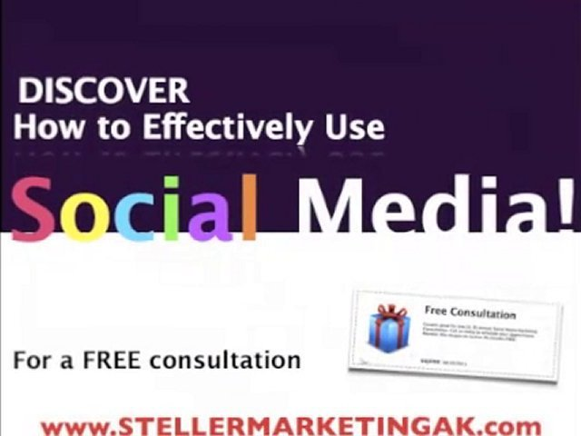 Marketing Social Media Consultant Anchorage