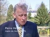 Présidentielles 2007,José Bové à HESTRUD,Mars 2007