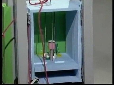 Bill Nye Elevator Egg Jump