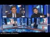 Jamel Debbouze prend le café avec Pujadas au 20h de France 2