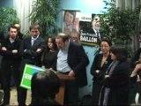 Rassemblés pour Sevran - Cantonale 2011: Sevran Solidaire