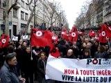 manifestation de soutien au peuple égyptien - 05/02/11