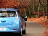 Nissan LEAF drive electric tour: Portland, OR