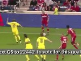 Major League Soccer Goal of the Week Nominee: Brian McBride