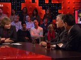 DWDD: Peter R de Vries en Gerard Spong over proces-Wilders