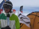 Snowkite The Cornice:  The US Open Snowkite Masters