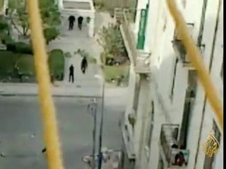 Egypte, la police de Moubarak tue un citoyen