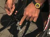 How to Put on Your Front Bike Wheel Video