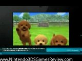 Nintendo 3DS Adverts - AR Games and Nintendogs Gameplay